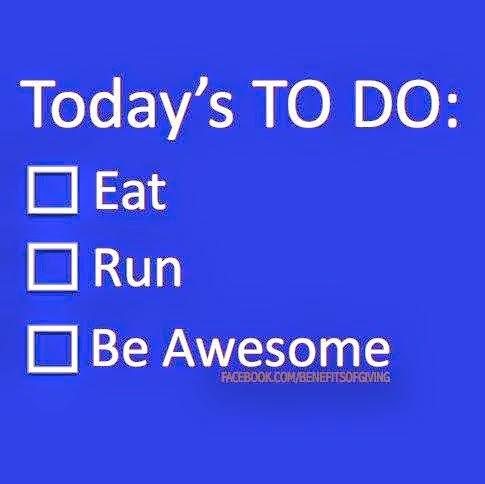 What if everyone ran?