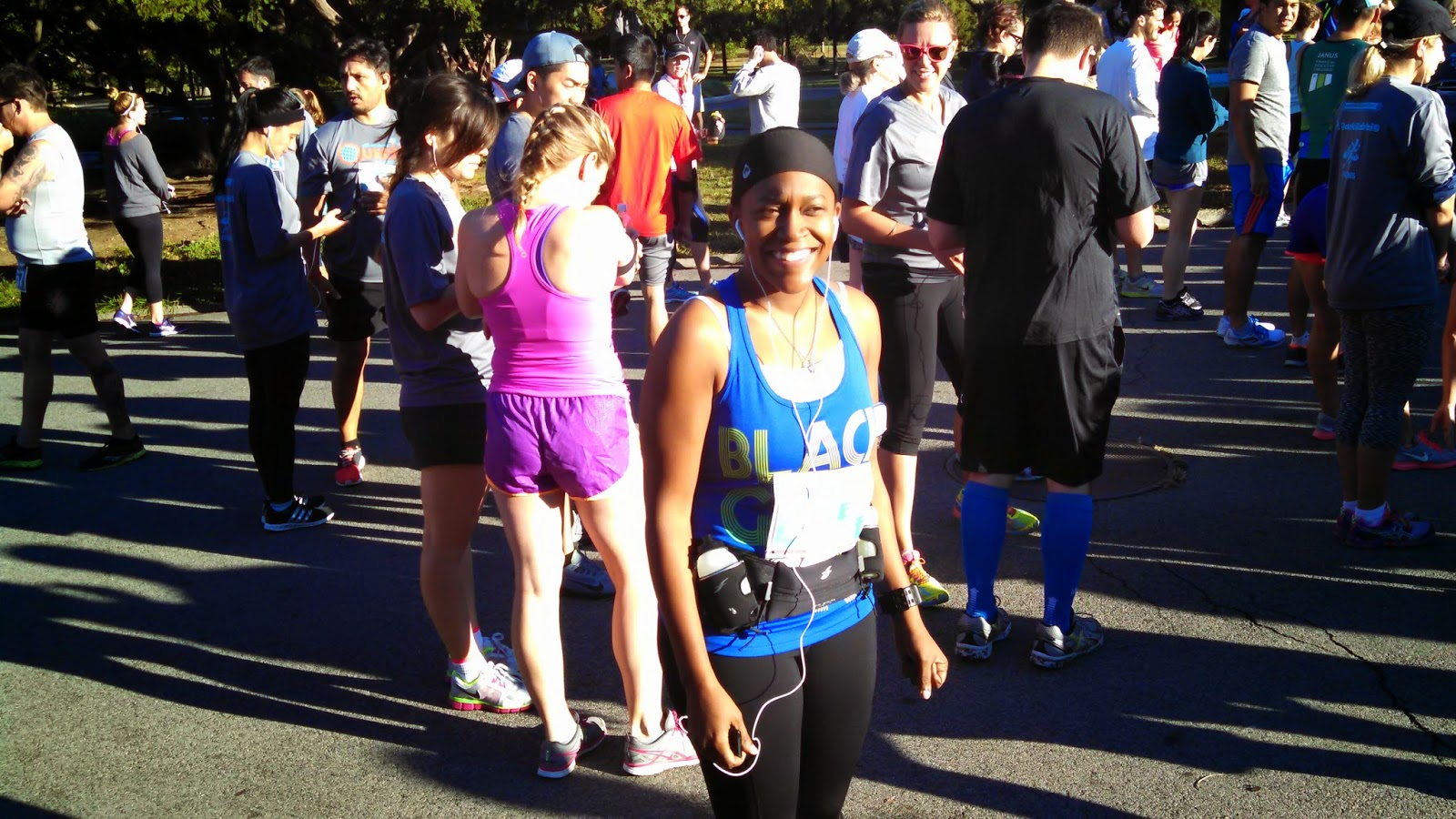 NYCRUNS Queens Half Marathon Recap!