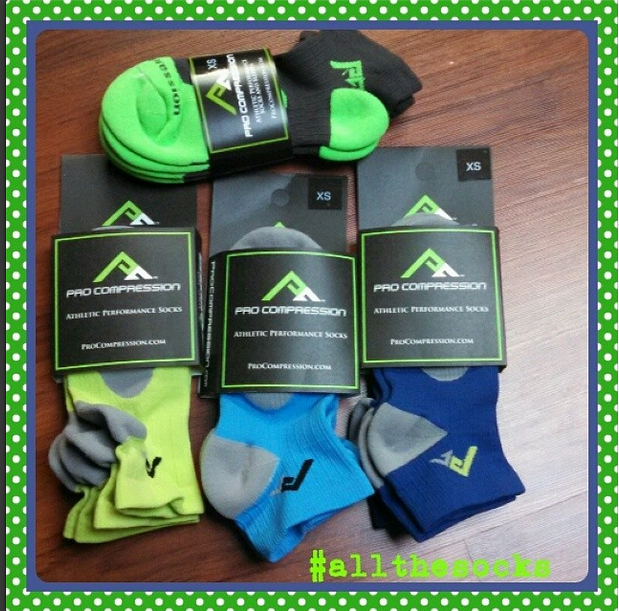 Review: PRO Compression Socks + Discount Code!