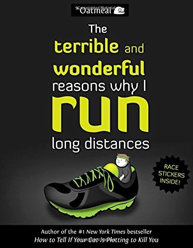 Book Review: The terrible and wonderful reasons why I run long distances