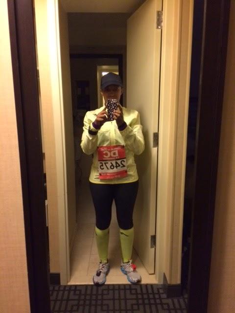 Rock 'n' Roll DC Half Marathon – Race Recap