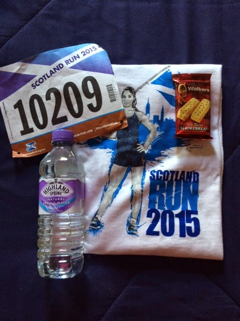 NYRR Scotland Run 10K Race Recap