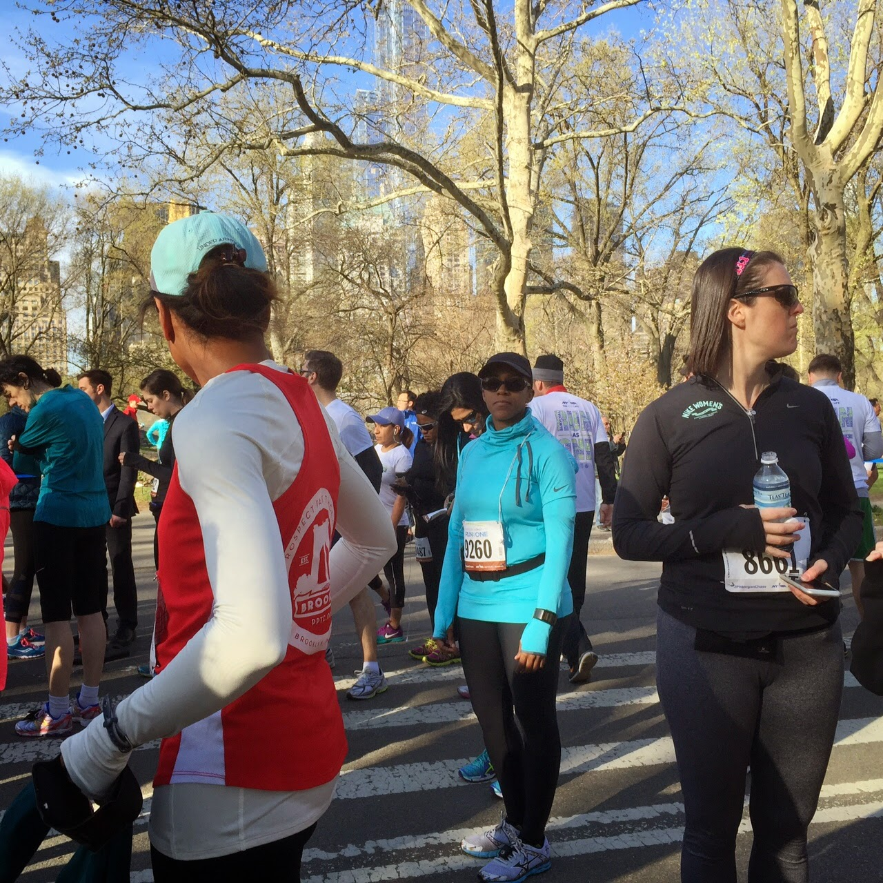 NYRR Run As One 4M Race Recap