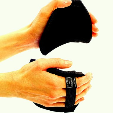 WeightLiftingGloves.com NewGrip Power Pads Review + Discount Code!