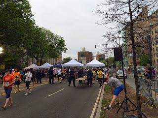NYRR Airbnb Brooklyn Half Marathon Recap