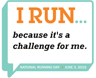 Let's Celebrate National Running Day!