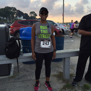 Gulf Beach Half Marathon Race Recap