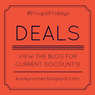 #FrugalFridays – Current Deals: Part 2