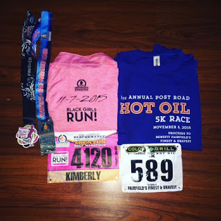 Colony Grill Hot Oil 5K Race Recap