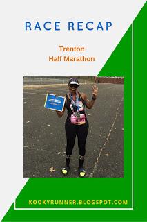 Race Recap: Trenton Half Marathon