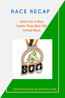 Gone For A Run Faster Than Boo 10K Race Recap