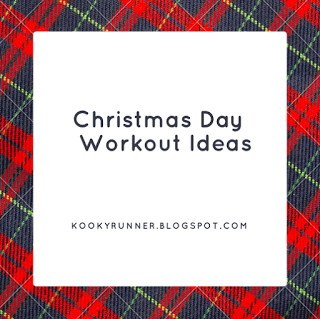 Christmas Day Workout Ideas