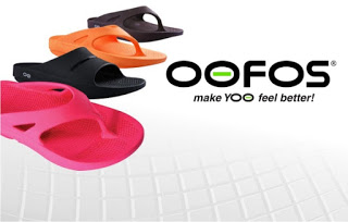 Recovery For Your Feet? Oofos Review + Giveaway!