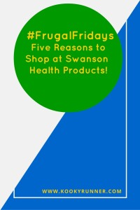 Friday Five - Swanson Health