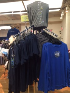 Some cool NYC Half Finisher shirts