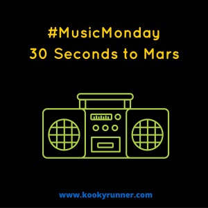 #MusicMonday - 30 Seconds to Mars