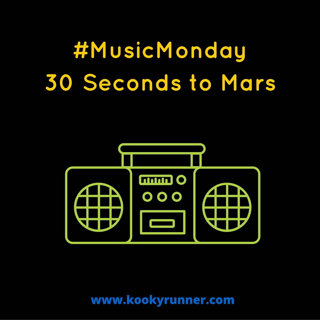 #MusicMonday – 30 Seconds to Mars Edition