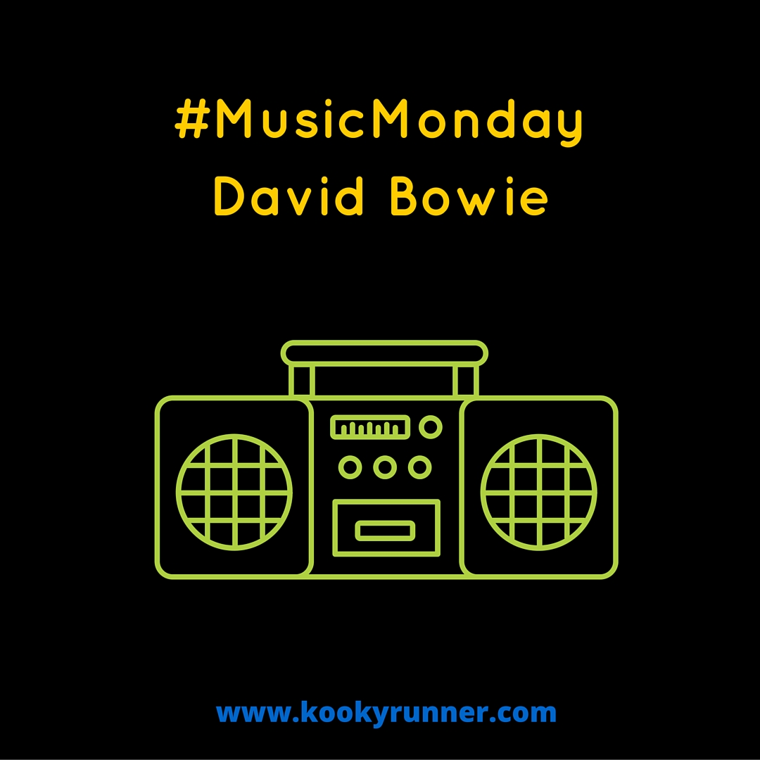 #MusicMonday – David Bowie