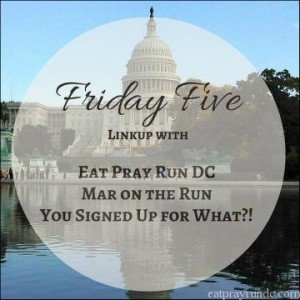 Friday Five – 5 Reasons to Volunteer at a Race