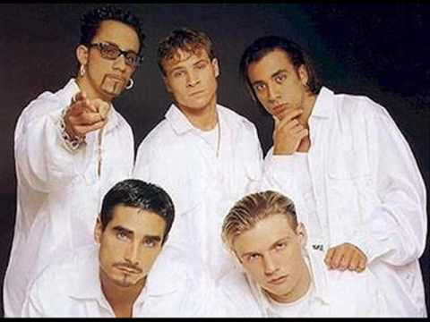#MusicMonday – Backstreet Boys Edition