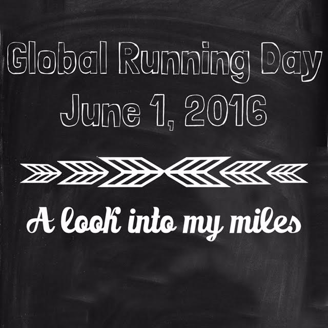 It's Global Running Day!