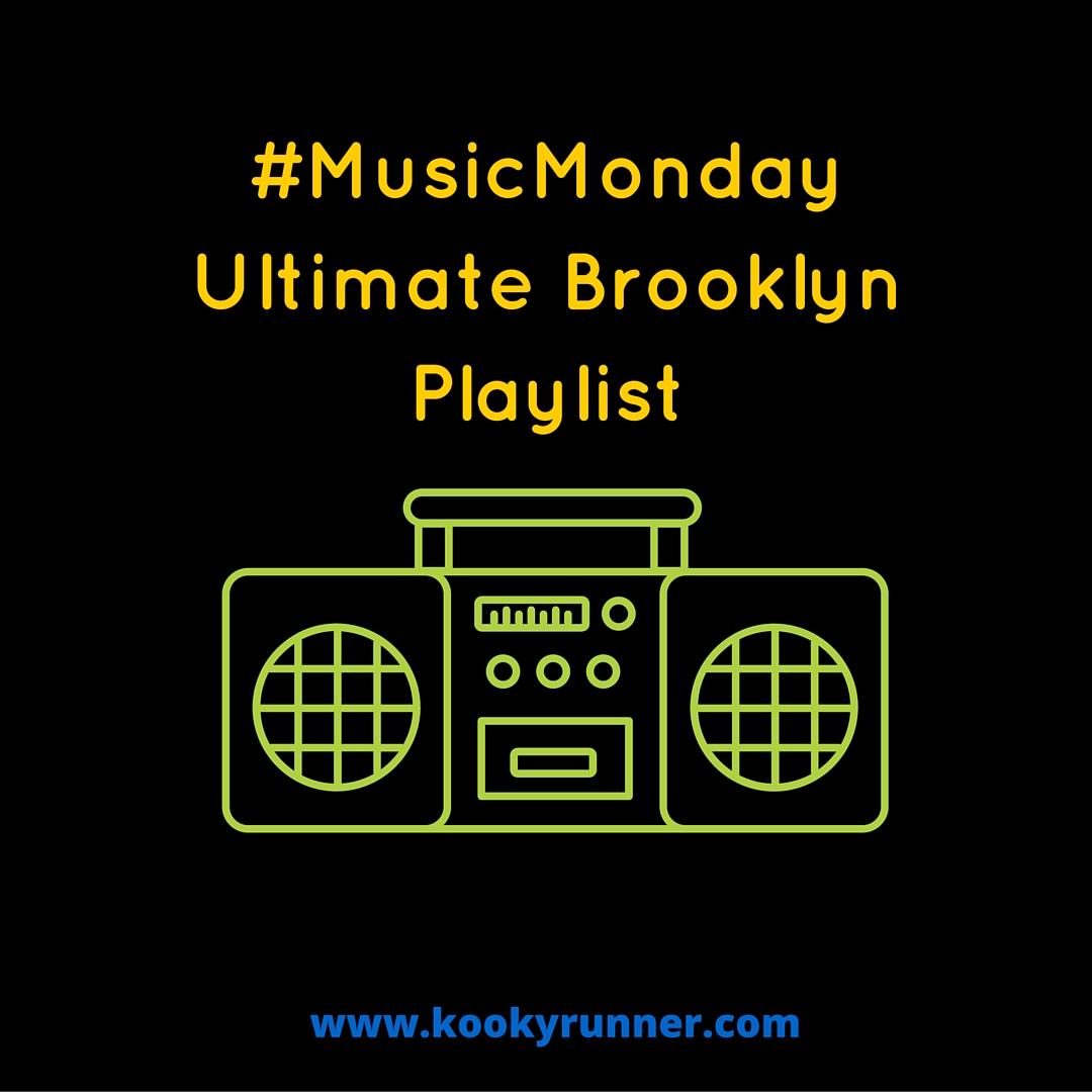 #MusicMonday - Brooklyn Half Marathon