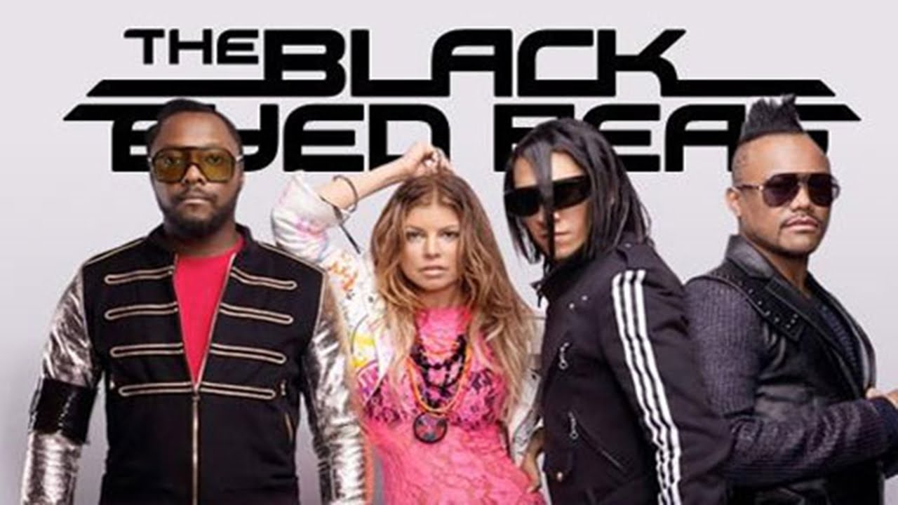 #MusicMonday – Black Eyed Peas Edition