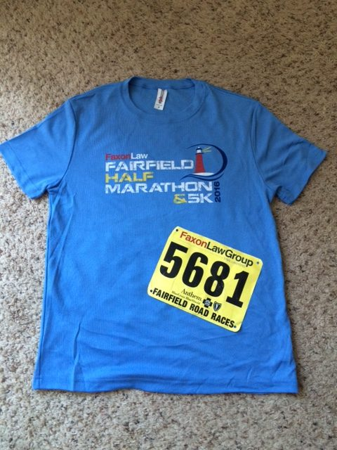 Fairfield 5K Race Recap (and my first DNS)