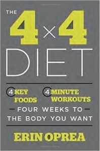 #FridayFive – Five Reasons to Read The 4×4 Diet
