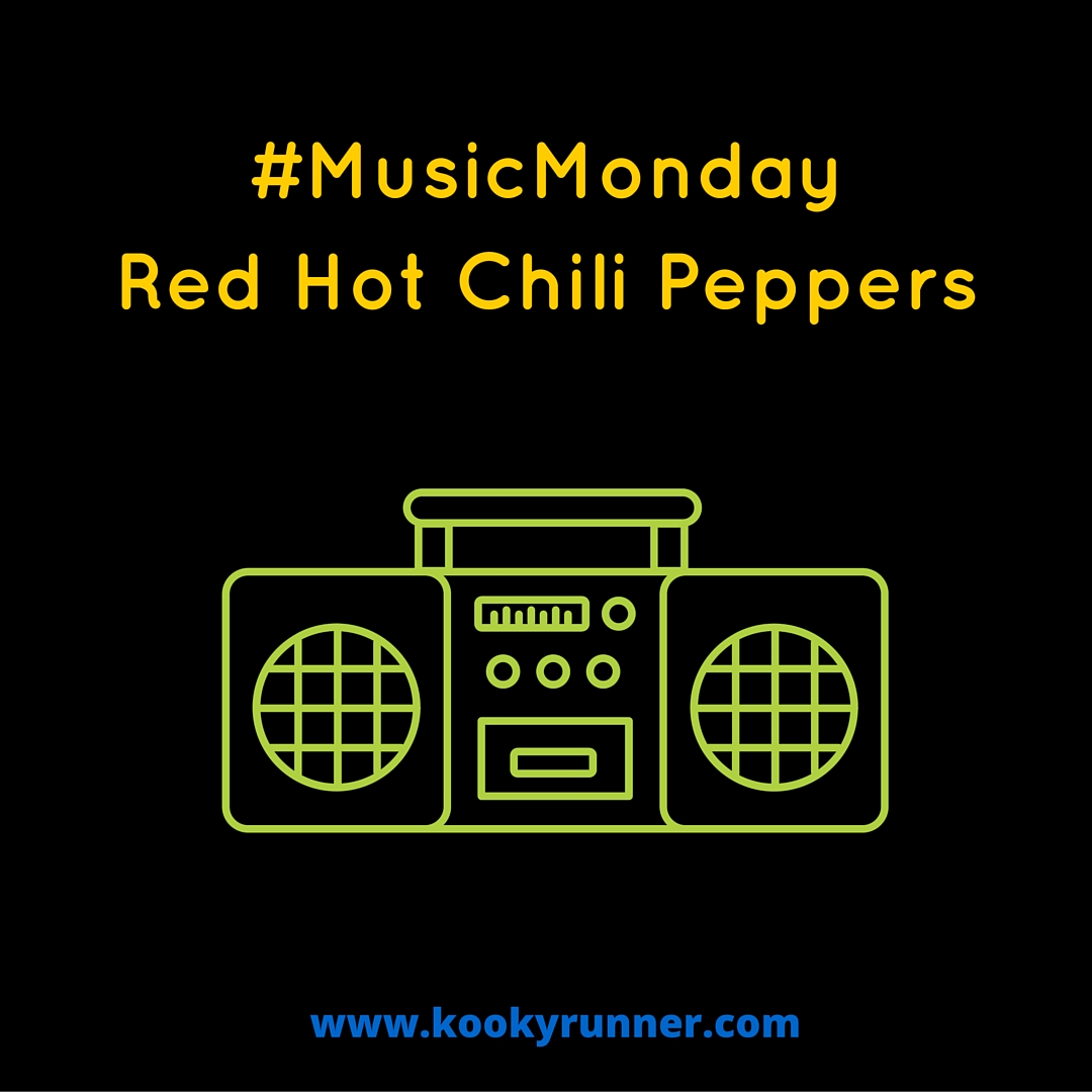 #MusicMonday – Red Hot Chili Peppers