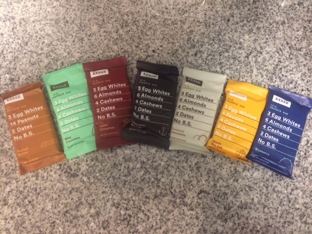 RXBAR Review + Giveaway!