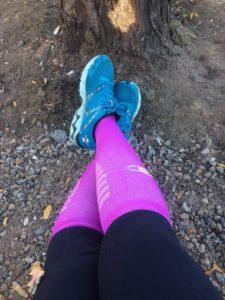 My ProCompression Elite Marathon Socks have been helping me get through long runs!