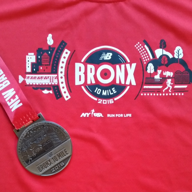 New Balance Bronx 10 Mile Race Recap