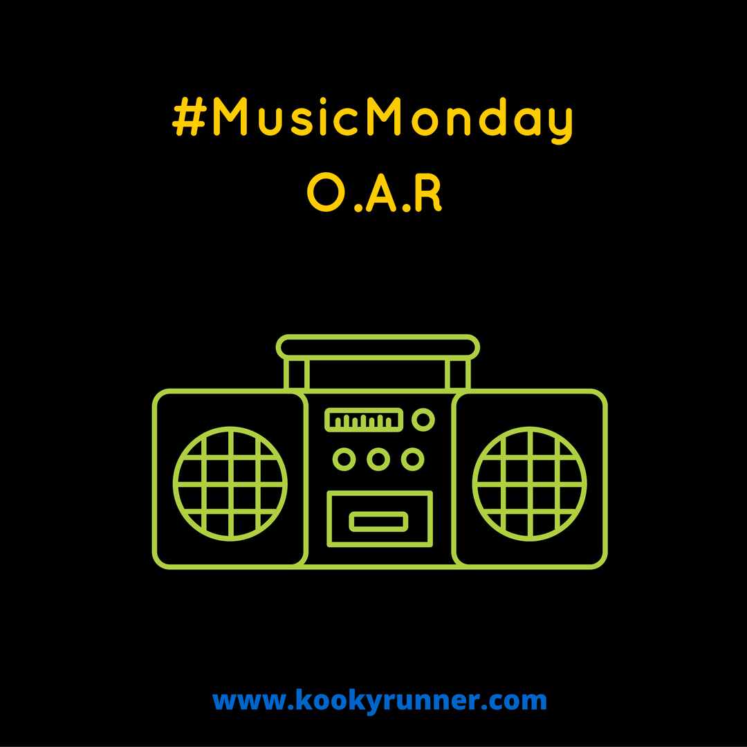 #MusicMonday – O.A.R Edition