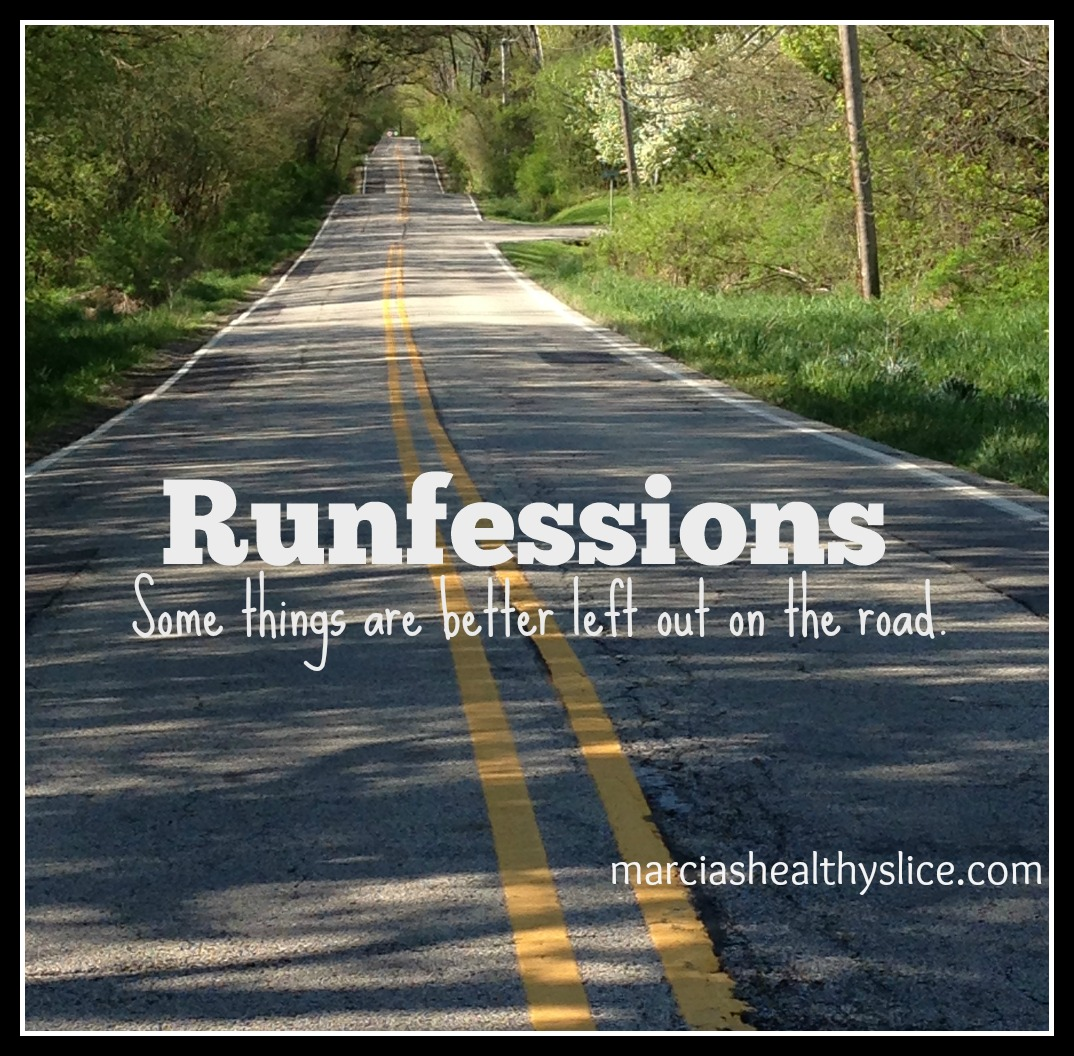 Join Me For May Runfessions