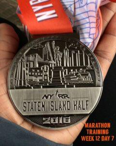 Staten Island Half Marathon Race Recap