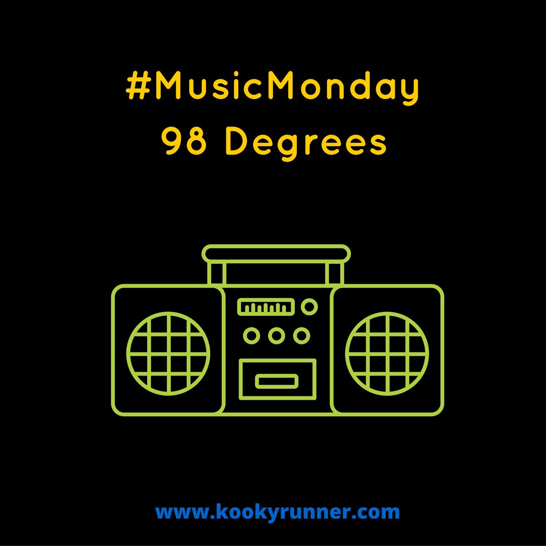 #MusicMonday – 98 Degrees Edition