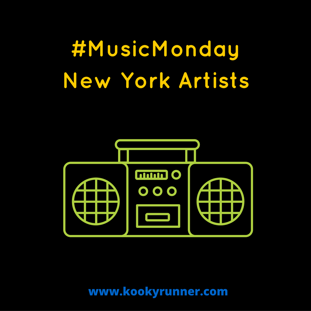#MusicMonday – New York Artists Edition