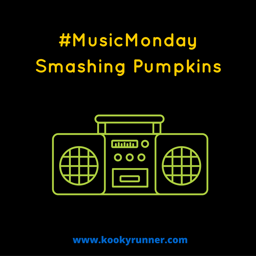 #MusicMonday – Smashing Pumpkins Edition