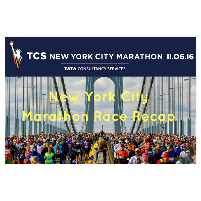 My First Marathon: New York City Marathon Race Recap!