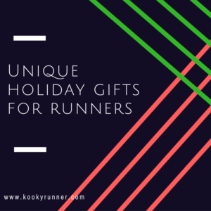 Unique Holiday Gifts for Runners