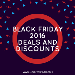 Black Friday Deals and Discounts for Runners