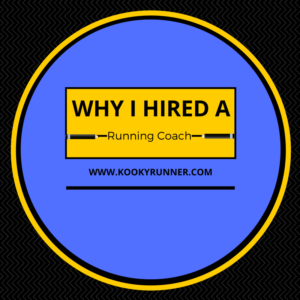 Why I Hired a Running Coach
