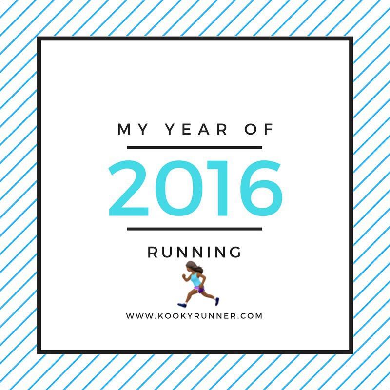 2016: My Year of Running