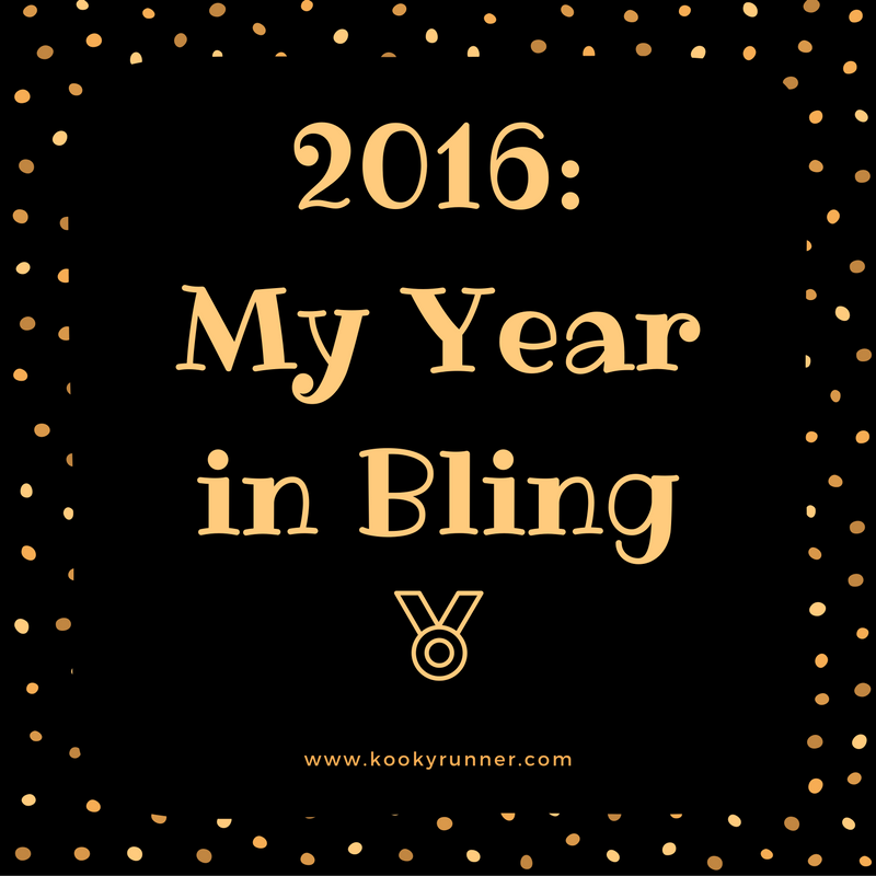 2016: My Year in Bling