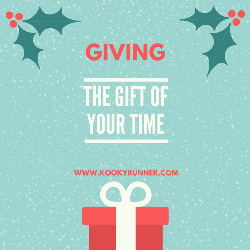 Giving the Gift of Your Time