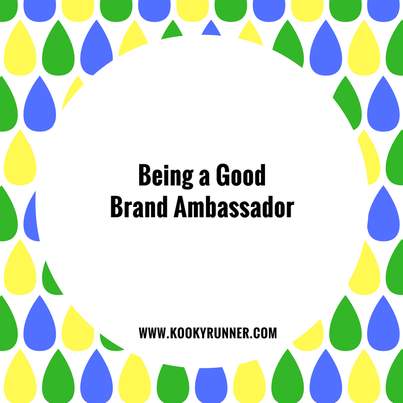 Being a Good Brand Ambassador