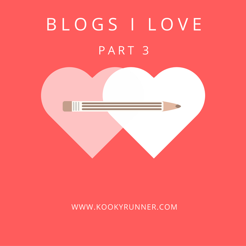 Blogs I Love (Part 3)