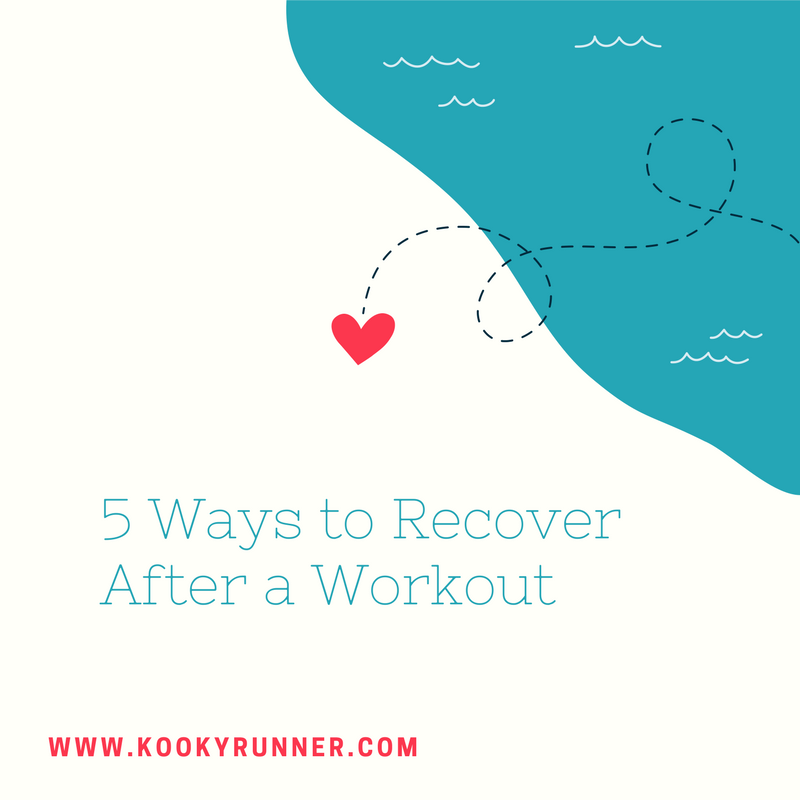 5 Ways to Recover After a Workout