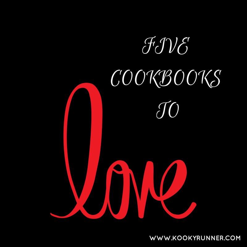 5 Cookbooks To Love
